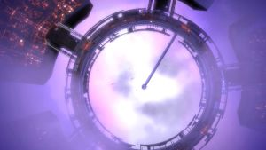 Mass Effect Citadel inner Ring by V-D-K