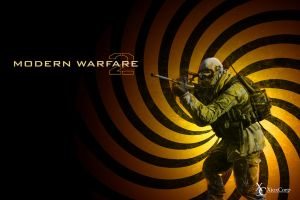 MW2 Wallpaper by Xiox231