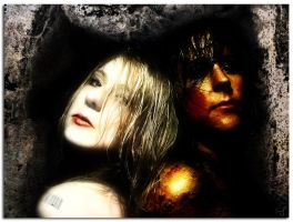 The Cave of Good and Evil by houseofleaves