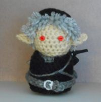 Dark Link Doll by Craftigurumi