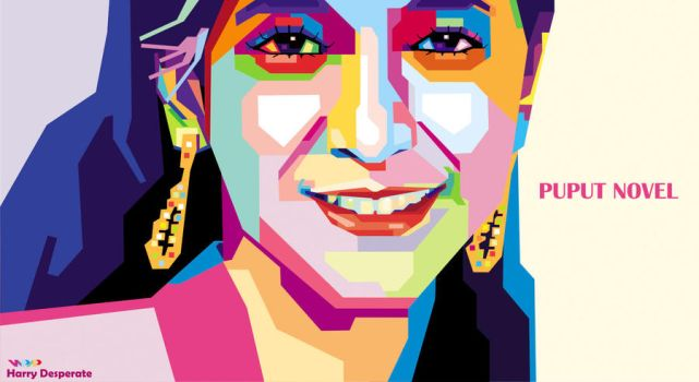 Puput Novel In WPAP by harrypotro