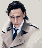 Tom Hiddleston by Tom-Hiddles