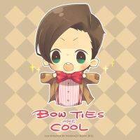[DOCTOR WHO] BOW TIES ARE COOL~~ by panda423