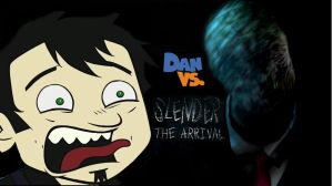 Dan and Chris play Slender The Arrival by Broxome