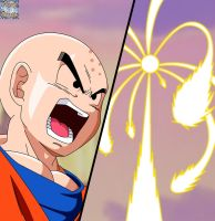 Krillin Restored by kingvegito