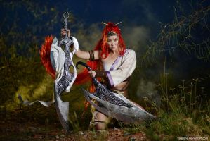 Heavenly Sword - Nariko by vaxzone