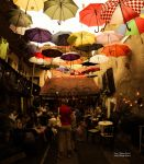 Unusual caffe bar by IJPhotography