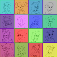Homestuck: One Session by Menshay