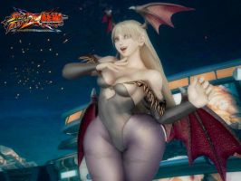 My custom Lili Morrigan by michaelvr4