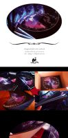 WonderWorld Artbook - preview by einlee