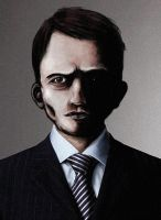 serious man by dagove