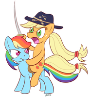 Here comes the cavalry. by Whatsapokemon