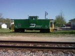BN Caboose Pacific, Missouri by MSKM2001