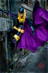 Batgirl Revived by dangerousladies