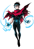 Wiccan by LucianoVecchio