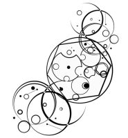 Gallifreyan Tattoo design by nightmare-stag