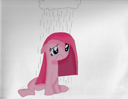 Lifeless Pinkie by Brony4Eternity