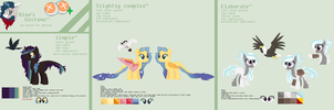 New Customs sheet~ (Tentatively open) by BluesStuff