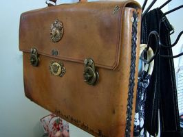 Steampunk Bag - Victorian - by SteamPunkJennie