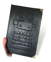 Book-binding - Dalek Journal by Athey
