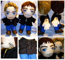 Boondock Saints Plushies by S2Plushies