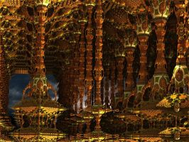 The Holy Bulb Cathedral by PhotoComix2