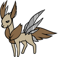 Fakemon by mute-owl