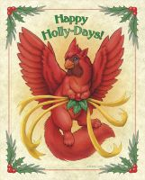 Happy Holly-Days 2004 by synnabar