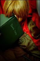 Fated Notebook by Lawllipop-Bag