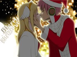 NaLu - Christmas by smaliorsha