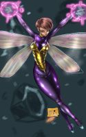 Wasp By Lu Andy and muhself by x138x