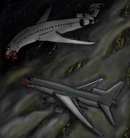 Night Hunters -collaboration- by Legendary-Airliners