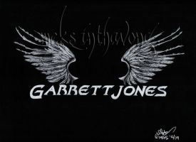 Garrett Wings by disdaindespair