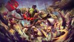 Heroes of the Storm by LamierFang