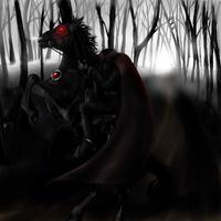 Headless horseman by 0-Stargazer-0