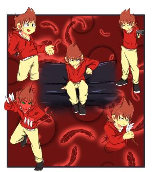 Eddsworld_tord by maroro5314