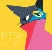 meow meow by y0lf