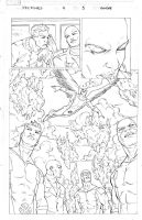 Xmen pencil pages 03 by amilcar-pinna