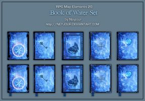 RPG Map Elements 20 by Neyjour