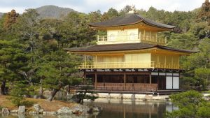 Golden Temple in Japan 1 by pdgrizzles