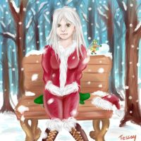 Let it snow by Tessay