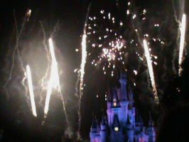 Fireworks at Disney by Jaws1996