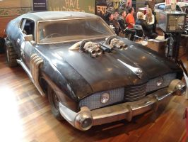 Mad Max The Road Warrior Ford Landau P5 5 by MALTIAN