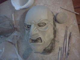dishonored overseer mask wip2 by Angelsrflamabl