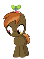 Button Hmmm Vector by KyoshiTheBrony