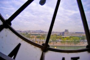 View from Musee d'Orsay by sunflower983