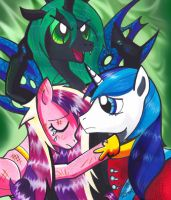 Love Can Conquer All by Aurora-Chiaro