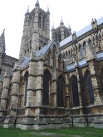 Lincoln Cathedral 1 by Matt1210