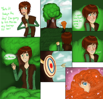 Mericcup comic part 1 one by Sonnikufan4ever