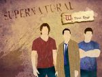 SPN- We Three Kings by Mellomeme